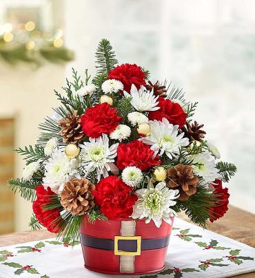 Holly Jolly Bouquet