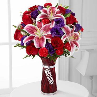 The Birthday Wishes Bouquet