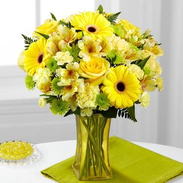 The Lemon Groove Bouquet