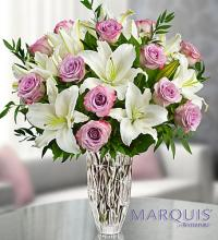 Marquis by Waterford Sympathy Rose and Lily