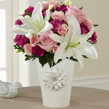 "The Perfect Dayâ""¢ Bouquet for Kathy Ireland Home"