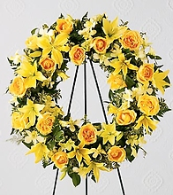 The Ring of Friendship Wreath