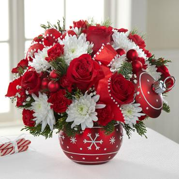 The Season's Greetings™ Bouquet