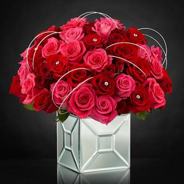 The Blushing Extravagance™ Luxury Bouquet