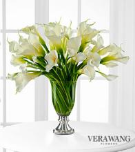 The Musing Luxury Calla Lily Bouquet by Vera Wang